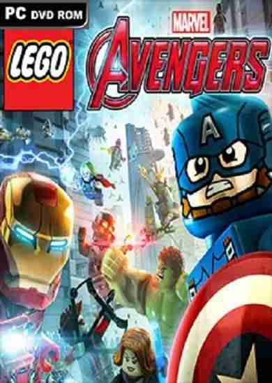 Descargar LEGO MARVELs Avengers [MULTI][RELOADED] por Torrent